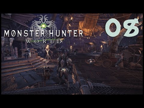 Monster Hunter World FR  - Les grandes Chasses #08 thumbnail