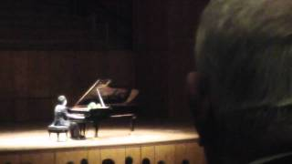 Lang Lang plays Chopin Etude As-dur op.25 no.1