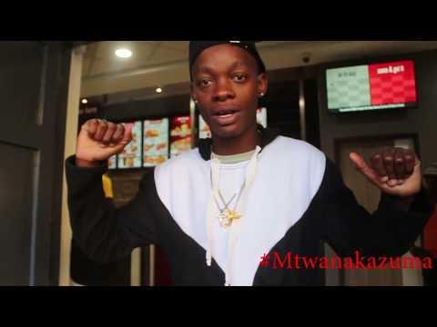 JAY SWAGG - MTWANA KA ZUMA ON KFC SOUND BITE'S BIGGEST CHARTS.
