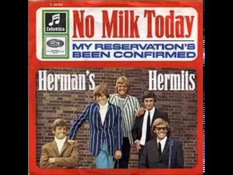 Hermans Hermits My reservation's been confirmed 1966 67