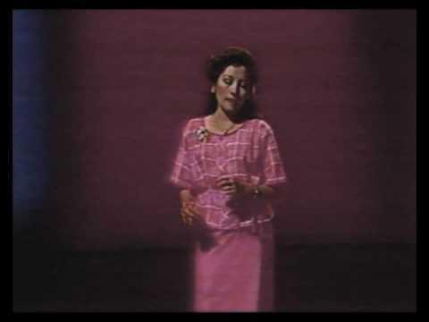 #001 Mya Thida from Playboys on MRTV 1981