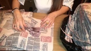 Декор для кухонного стола из Китая - распаковка посылки(http://kupikupi.by Интернет витрина с товарами из Китая. Доставка в Беларусь с Китайских аукционов www.taobao.com, alilbaba.com,..., 2014-10-26T10:25:33.000Z)