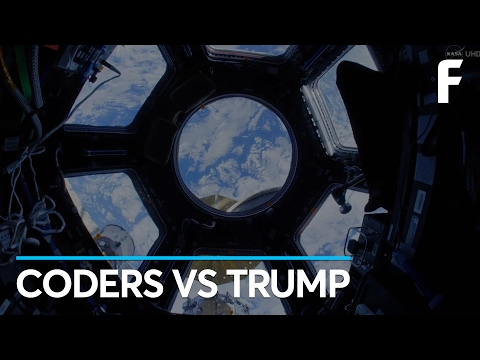 Coders vs. Trump