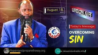 Prophet Dr. David Owuor - Overcoming Sin - Part 1