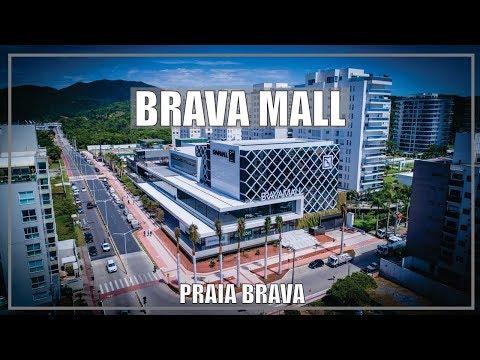 BRAVA MALL - O Primeiro Shopping Premium da Praia Brava de Itajaí #itajaí #praiabrava #bravamall