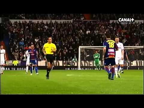 Cristiano Ronaldo vs Ballesteros Real Madrid 2 vs levante 0