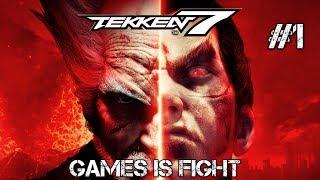 Tekken 7  PC MAX SETTINGS | Gameplay |HD | G.i.F ✔