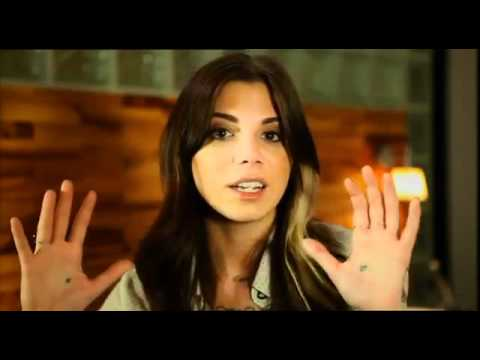 Christina Perri Interview 2012