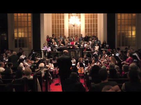 Bloomingdale School of Music 50th Birthday Concert 11/8/2014: Full Concert