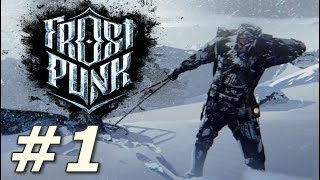 Frostpunk   The Fall of Winterhome - Charred Remains (Part 1)
