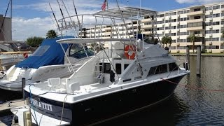 [SOLD] Used 1985 Bertram 31 Flybridge Cruiser in Sunny Isles Beach, Florida