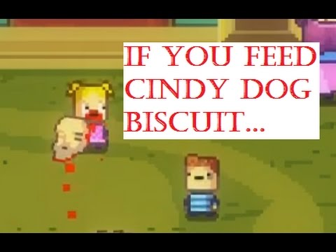 Kindergarten | Feed Cindy Biscuit Balls and Alternative quest/mission route | Gameplay