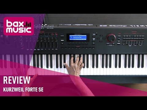 Kurzweil Forte SE - Review