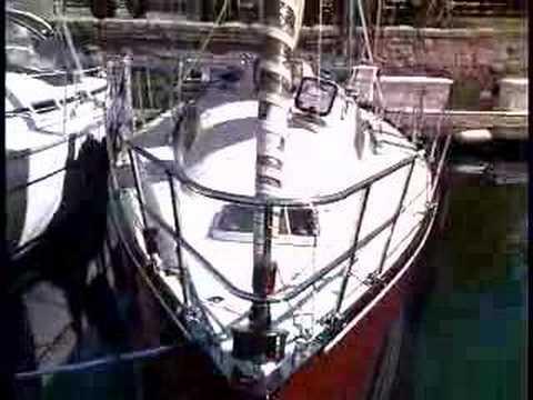 C&C 99 Test Sail