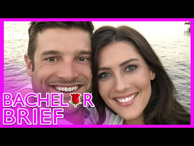 Becca Kufrin Confirms Split With Garrett Yrigoyen | Bachelor Brief
