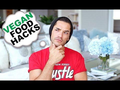 5 VEGAN FOOD HACKS