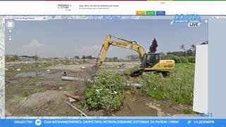 Панорамы Google Street View из разрушенных районов Японии