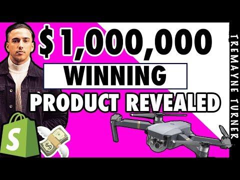 $1,000,000 WINNING PRODUCT REVEALED (Aliexpress Dropshipping Winner)