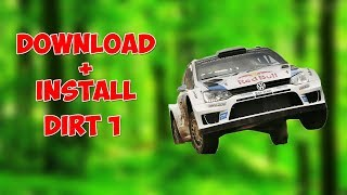 How to download and install Colin McRae DiRT 1 (100%WORK)
