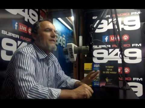 Ufologist JAIME RODRIGUEZ EN SUPER 9,49 ANIMAL DE RADIO 2DIA