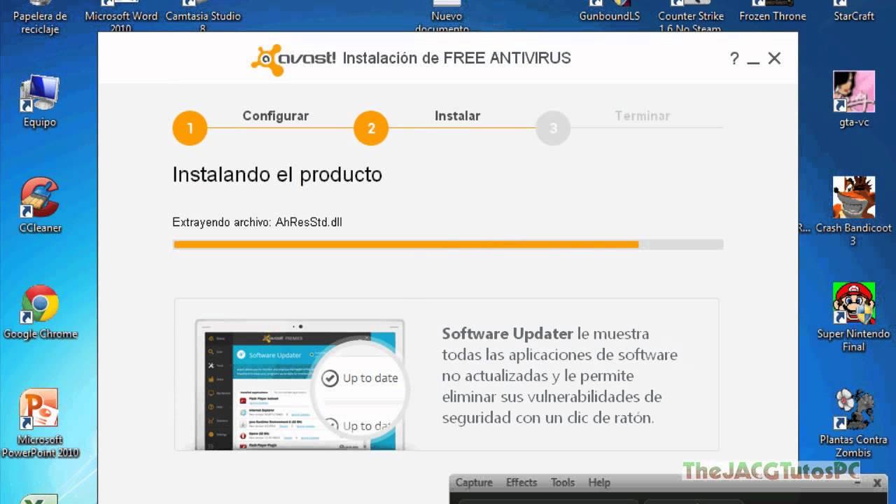 avast antivirus free windows 10