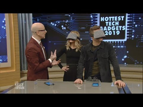 Hottest Tech Gadgets of 2019 with Lance Ulanoff