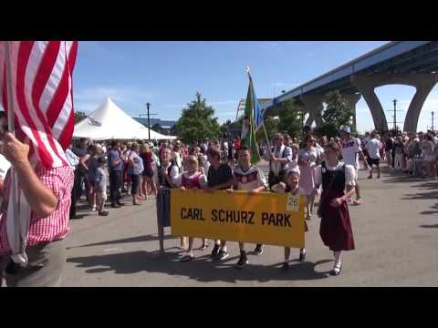 GermanFest Milwaukee 2016 Part2