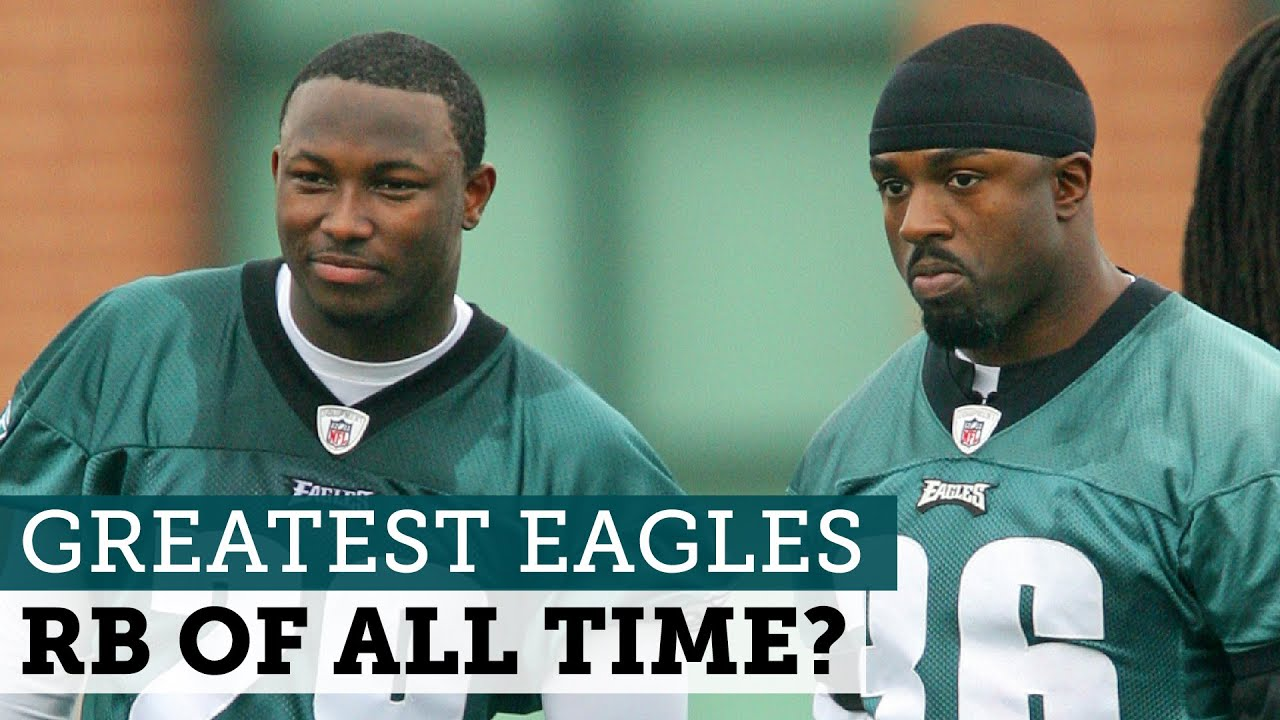 Who joins McNabb in backfield as Eagles best all-time RB? | Quick Slants | NBC Sports Philadelphia