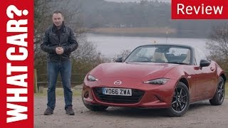 2017 Mazda MX-5 review | What Car?