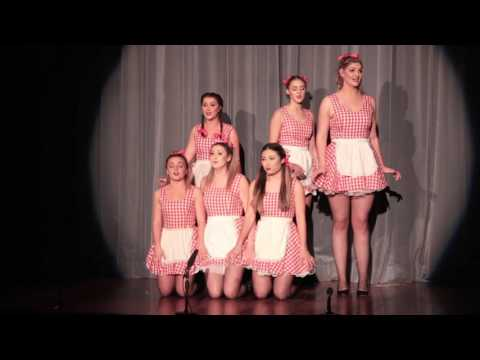 Maroon Five Medley - Otago University Sexytet - Capping Show 2017: The Cat in the Cap
