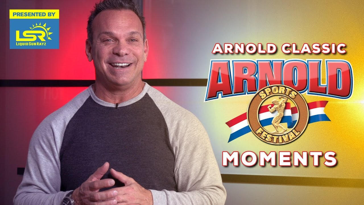 Rich gaspari the first ever arnold classic victory arnold rich gaspari the first ever arnold classic victory arnold classic moments malvernweather Choice Image