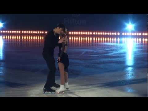 Tatiana Volosozhar - Maxim Trankov - Benedictus Art on Ice Helsinki