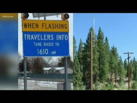 ITD ends highway radio system due to high costs, lack of use