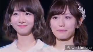 GREDUET Mayuyu AKB48 sangat mengharukan BASAH SEMUA 😭😭😭😭