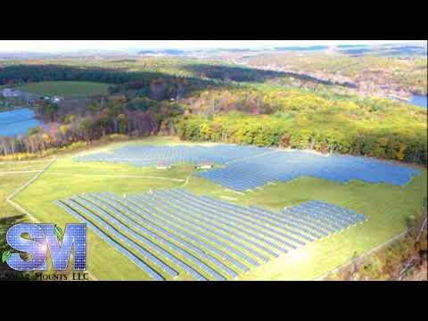 Solar Mounts LLC - Southbridge Solar Farm - 3.4MW