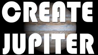Create the Solar System   Jupiter   Tutorial