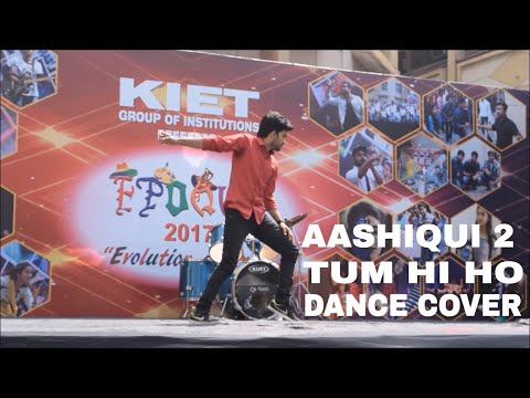 Aashiqui 2 - Tum Hi Ho | Dance Cover | Vishal Lohkna