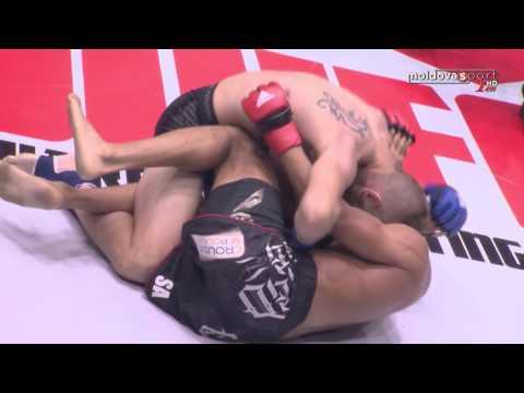 WWFC Cage Encounter #4 - SAMIR FAIDDINE (France) vs TEODOR NIKOLOV (Russia)