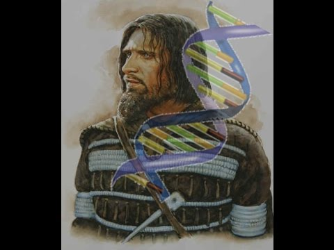 Y -DNa from Paleolithic, neolithic Eurasian cultures