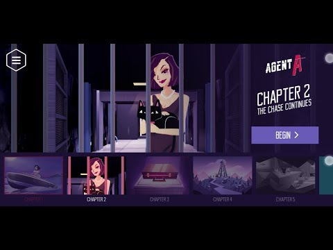 Agent A Chapter 2 Walkthrough Or Solution - Puzzle4U Answers