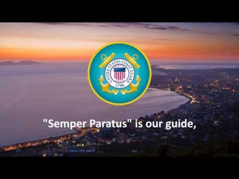 Semper Paratus  United States Coast Guard Marching Song