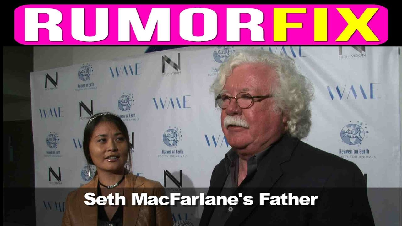 Seth MacFarlane Father - YouTube