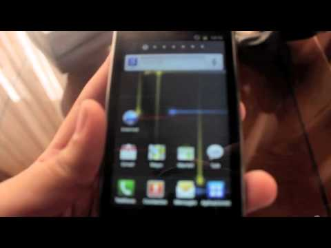 Unboxing & Review Samsung Galaxy S I9003