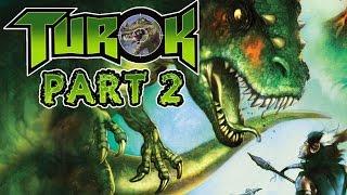 turok dinosaur hunter   raptors vs vikings playthrough part 2