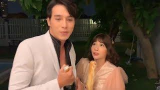 """Khả Như """"Mượn Rượu Tỏ Tình"""" trai đẹp Thuận Nguyễn!"""