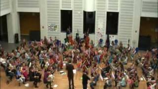 Fairy Tale Alexander Rybak, danish string orchestra