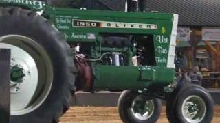 Oliver 1950 Pulling Tractor