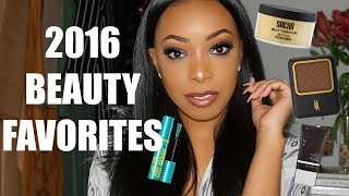 2016 BEAUTY FAVORITES | AlyraTV