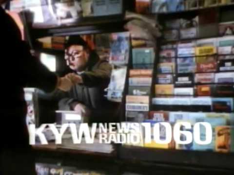 KFWB-KYW-WINS All News Radio TV Spots 70s