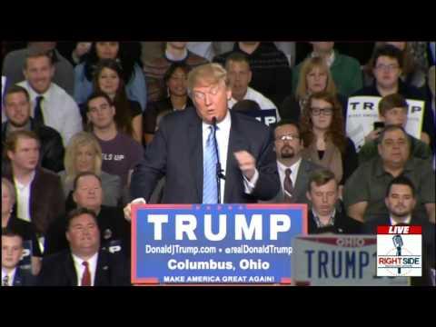 Donald Trump Columbus OH November 23rd  2015